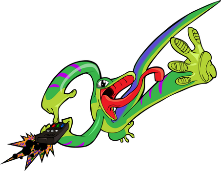 Gex - Its Tail Time by Radavast