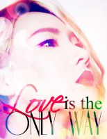 CL - Love is the Only Way by AHRACOOL