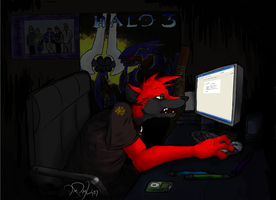 teh web sux. by Hunter-T-Wolf