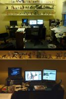 Epic Office - Now 20% More Epic by ArtistMeli