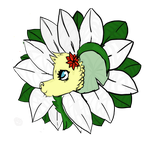 Flower Mouse by Geckopizza