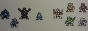 Megaman 3 Gangup by DuctileCreations