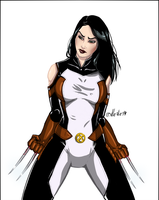 X-23 ANXM by Ale-Tie