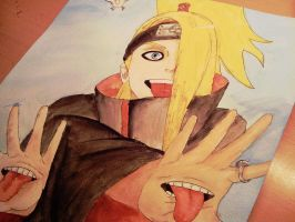 Deidara - Chapter 357 by Dookie-Girl