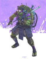 Donatello Tmnt Movie by valderrama