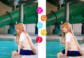 Taiga Summer uniform - 02 by MissAnsa