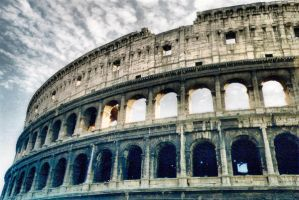 Colosseo by stregatta75