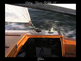 Sailing - Essence Of Life 2 by Tjeiken