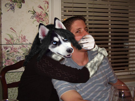 Watch out where those huskies go by FurHandgagFM