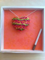 Heart Project - Pinata by pacogarabo