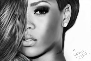 ~Rihanna by Nesttles