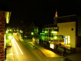 denzlingen at night by georgeblunt