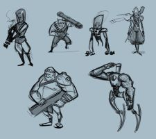 More thumbnails by CamaraSketch