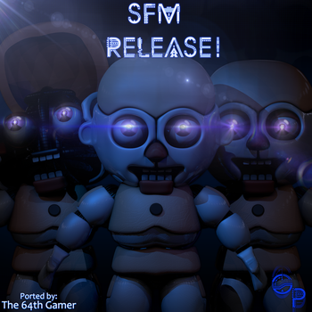 FNAF SL Bidybab - SFM Release!! by GamesProduction