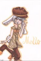 Mello by TheLuckyStarhopper