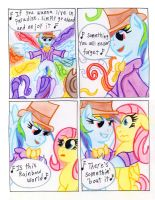 Fluttershy and the Rainbow Factory P.19 by The1King