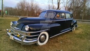 1948 Chrysler Windsor Sedan/Limo by clocks-tower