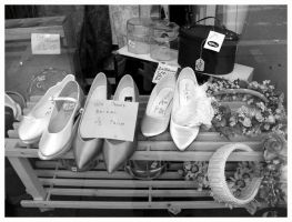 wedding shoes by DasGloy