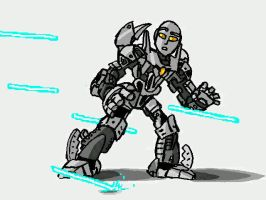 Toa Tom 3DS doodle by ToaTom