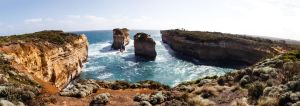 The Great Ocean Road by LordDodo