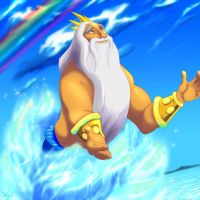 King Triton by Anjali2010
