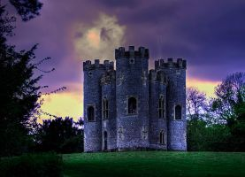 Blaise castle HDR1 by AngiWallace