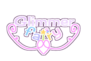 Glimmer Fairy Logo (NEW) by PeggyWhynowhy
