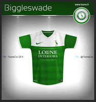 Biggleswade Town FC by ToonsCio