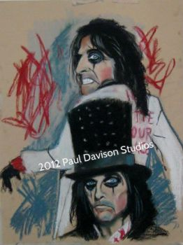 Alice Cooper by Paulstered