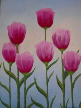 Tulipanes by NoOnis