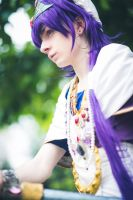 Sinbad II - Magi the labyrinth of magic by Feeracie