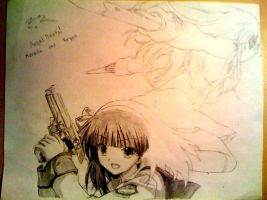 Angel Beats *almost finished* by AzNg0d1030