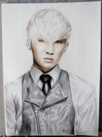 Daesung  D'scover fanart by sasha-pak