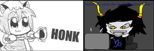 What the Motherfuckin' Honk? by CaveStory1337