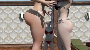 SuperMODELS AGENCY part II preview by butre3004