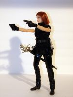Mariana as a Action Figure 3 by Broadshore