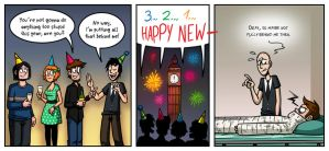 and a happy new year by BackSeatGamers