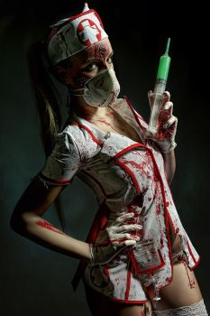MY NURSE by Gesell