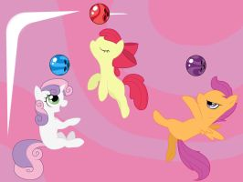 The Bowling Dolls by Spark-Dragon