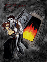 Sweeney Todd-movie 2007 by DemonCartoonist