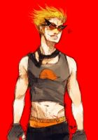 Dirk's swag by Maby-chan