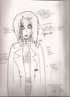 Goth guy from nightmare rescue: Cyanide by Dysfunctional-H0rr0r