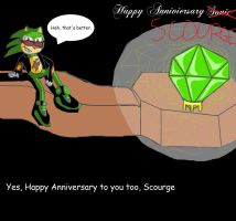 Scourge's 20th Anniversary by mcbryson12