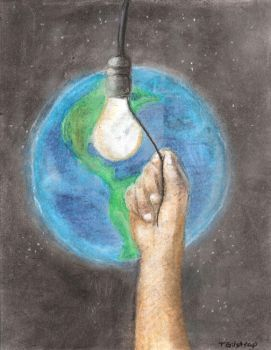 Yes, A Light Bulb by Gilstrap