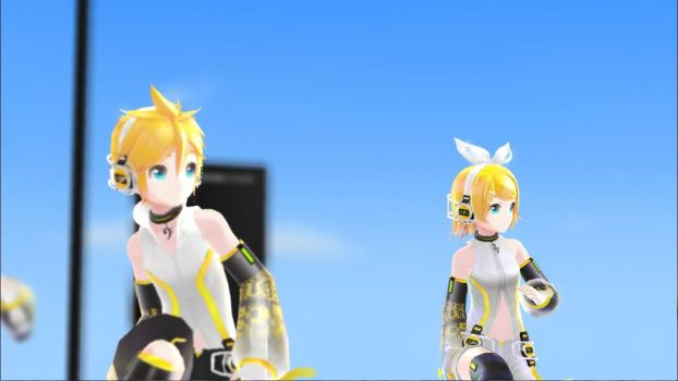 .: MMD- On Stage Performance :. by Kaitolover253