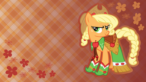 Gala Applejack Wallpaper by OEmilyThePenguinO