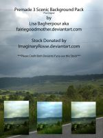 Premade Scenic BG Pack 1 by FairieGoodMother