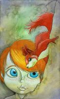 Red Heads- Marty-Crouz by childrensillustrator