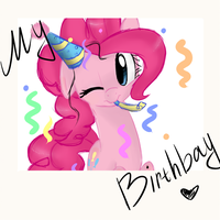 Birthday! by Urin-MP