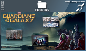 Folders - 2014 - Guardians Of The Galaxy by od3f1